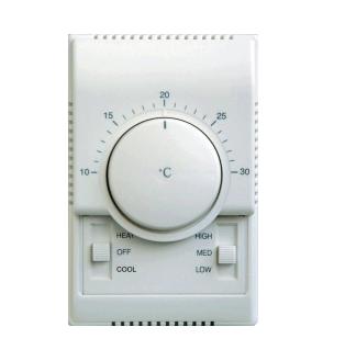 TS термостат с регулятором скорости